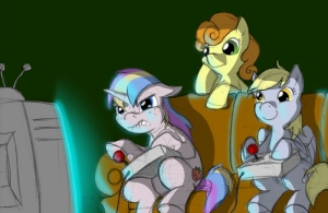 9777 - Carrot_Top derpy_hooves elosande tutti_frutti video_game